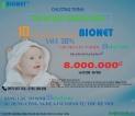 TRI ÂN KHÁCH HÀNG NHÂN KỶ NIỆM 10 NĂM THÀNH LẬP BIONET VIỆT NAM