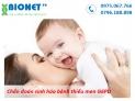 BIONET - TRIỂN KHAI XÉT NGHIỆM CHẨN ĐOÁN SINH HÓA BỆNH THIẾU MEN G6PD
